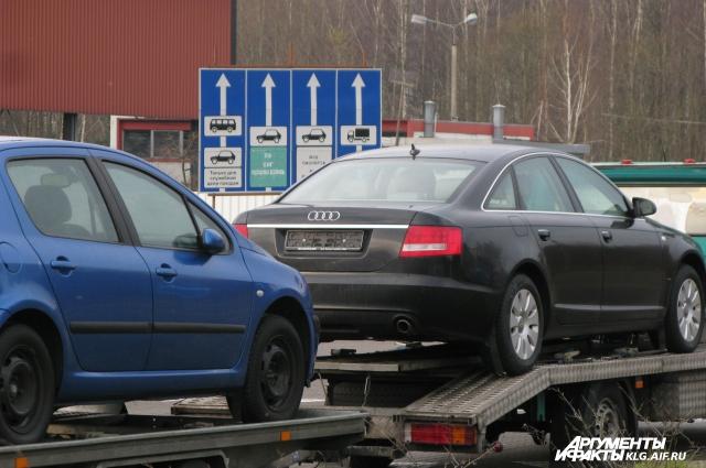 В 2004-2006 годах в область ввезли более 27 тысяч  автомобилей в режиме свободной таможенной зоны. Затем льгота действовать перестала. Но тысячи автомобилей, растаможенных на область, и сейчас ездят по калининградским дорогам.