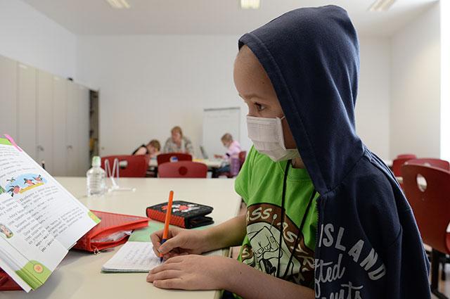 Пациент федерального научно-клинического центра детской гематологии, онкологии и иммунологии имени Дмитрия Рогачева.
