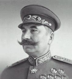 Маршал Советского Союза Семён Михайлович Будённый, 1943 год