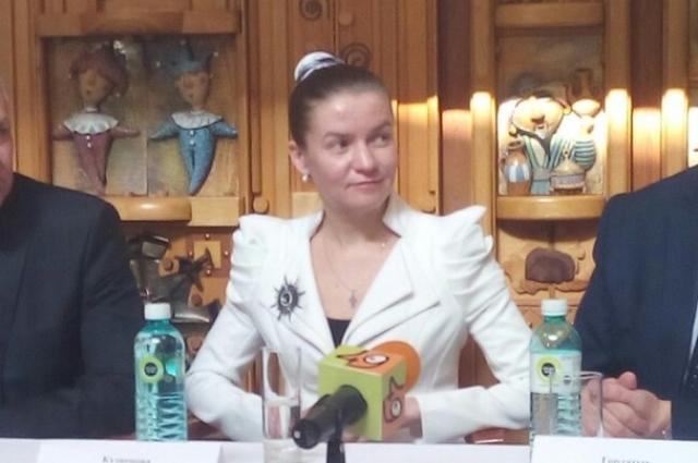 Ирина Игоревна Кузнецова, хозяйка галереи