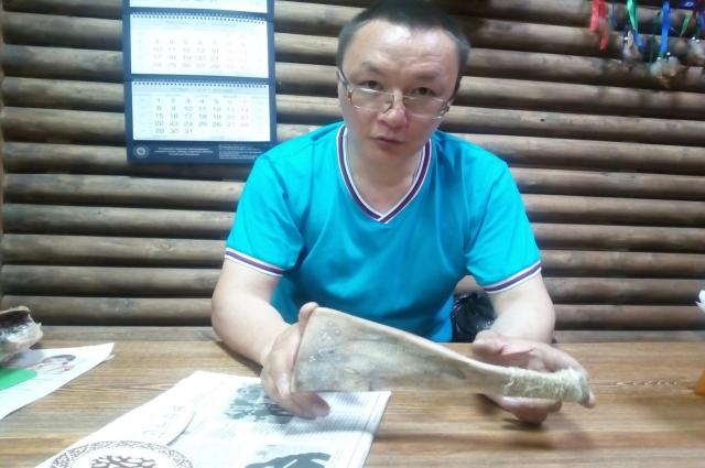 У ненца Степана Яндо в графе «место жительства» в паспорте указана Гыданская тундра.