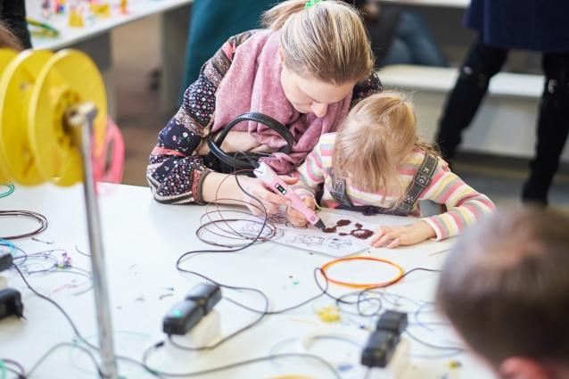 В «Робополисе» даже дети от 2-х лет смогут ощутить себя настоящими изобретателями!