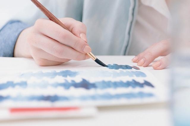 В лечении и реабилитации помогают и занятия творчеством.