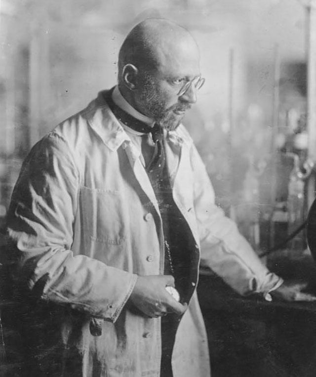 Фриц Габер.