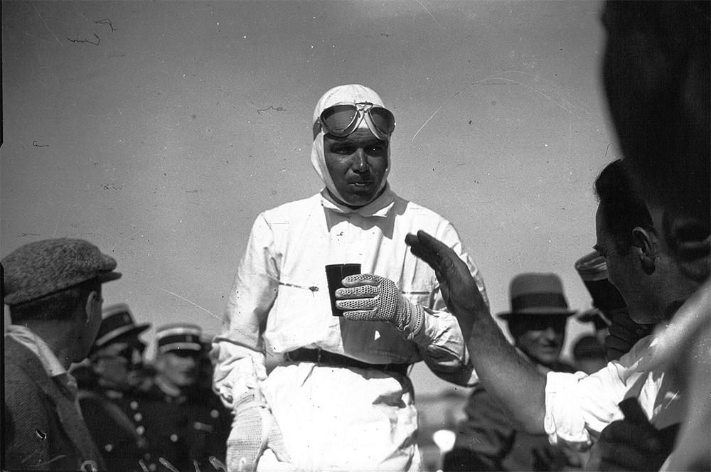 Рудольф Караччиола, 1935 г.