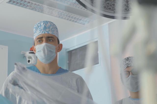 Бариатрический хирург, к.м.н. Алексей Дмитриев.