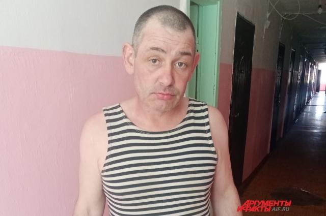 Александр Токарев помог вскрыть дверь квартиры, где был ребёнок.