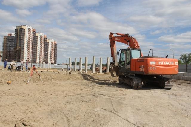 На постоянном контроле мэра - объекты строительства и благоустройства.