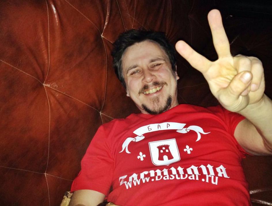 Алексей Орешников.