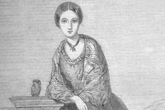 Флоренс Найтингейл. 1850 год.