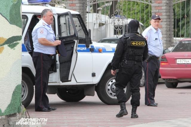 Полицейские Ростовской области слаженно работают с сотрудниками вневедомственной охраны.