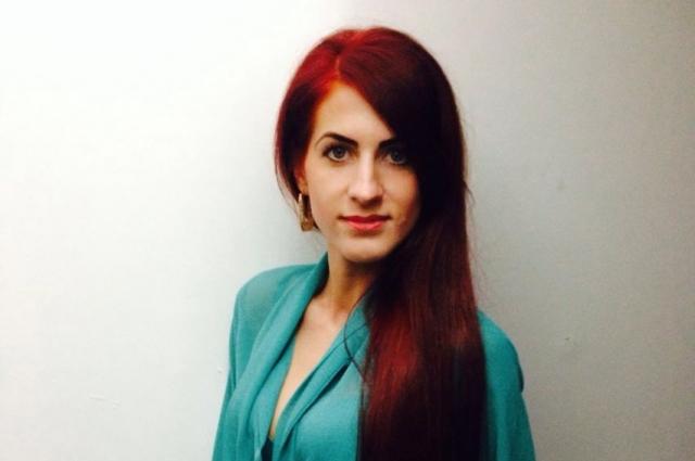 Анна Прошкина: флорист - это состояние души.