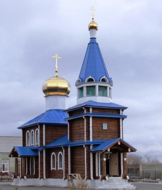 В сентябре 2014 года в селе Лейпциг Варненкого района состоялось открытие новой деревянной церкви в честь иконы Казанской божьей матери. Большие финансовые вложения в её строительство сделал Михеевский ГОК.