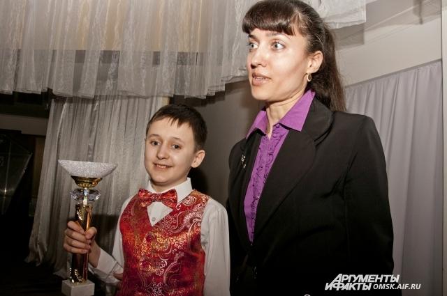 Юный исполнитель поедет в Финляндию.