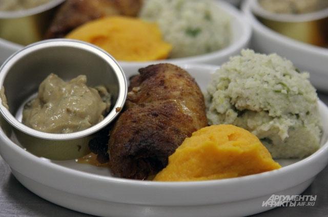 бортовое питание, питание в самолете