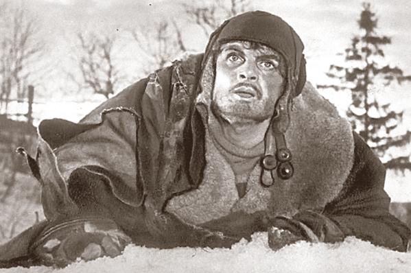 «Он, Алексей Маресьев, совестливый мужик был». Кадр из фильма «Повесть о настоящем человеке»