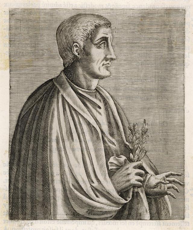 Гораций.