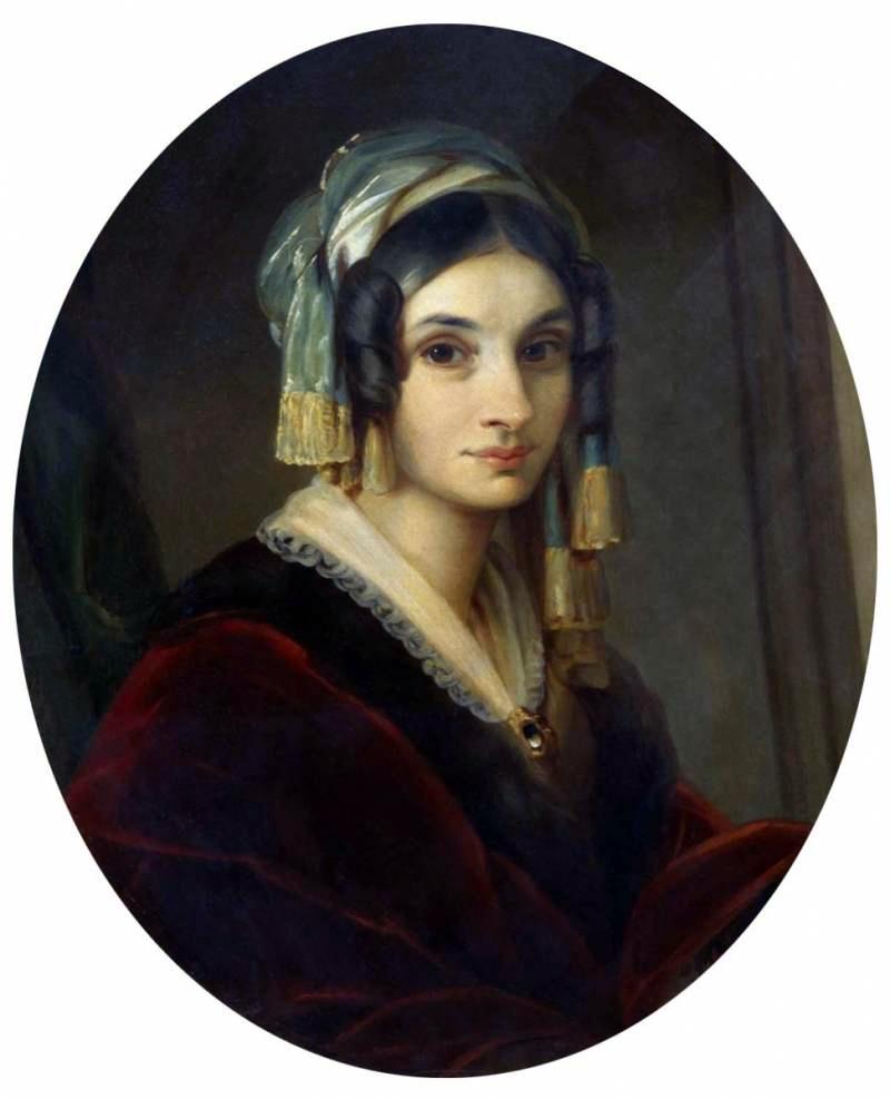 Александра Осиповна Смирнова-Россет.