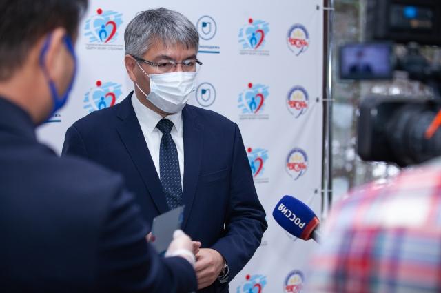 Глава Республики открыл работу семинар-дискуссию