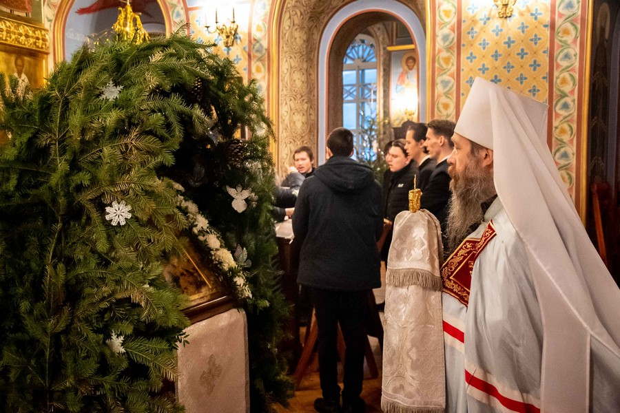 Рождество в Томске
