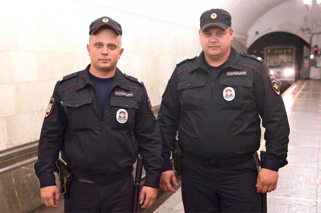 Андрей Купцов и Александр Загорский.