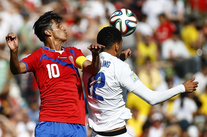 Матч ЧМ-2014 Коста-Рика — Англия