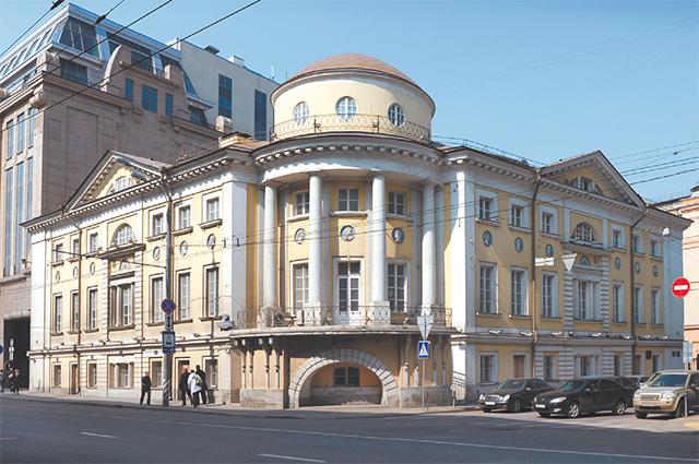 (5) В свадебном доме на Воздвиженке длилось недолгое счастье графа Н. П. Шереметева и Параши Ковалёвой-Жемчуговой