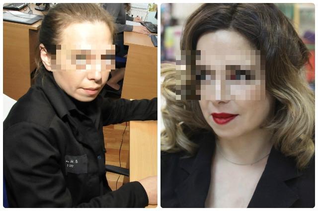 Марина Орлова в «Школе анимации» и после освобождения.