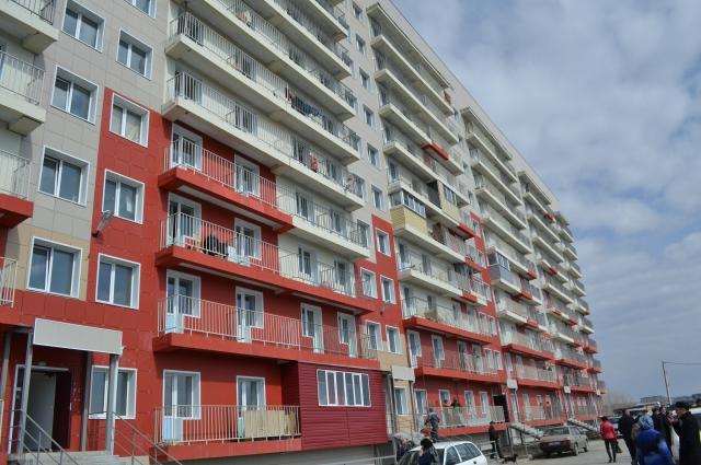 Дом для переселенцев по улице Митрофанова построен по наивысшему классу энергетической эффективности.