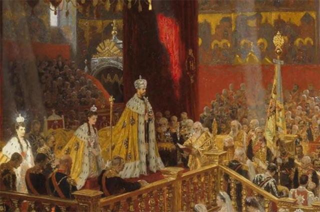 Коронация Николая II.