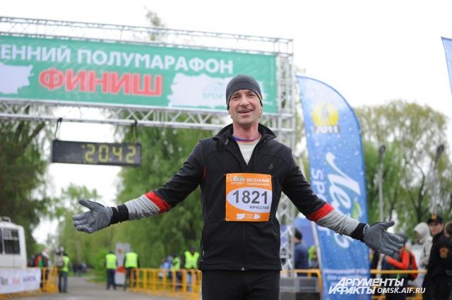 Весенний полумарафон стартует в Иртышских воротах.