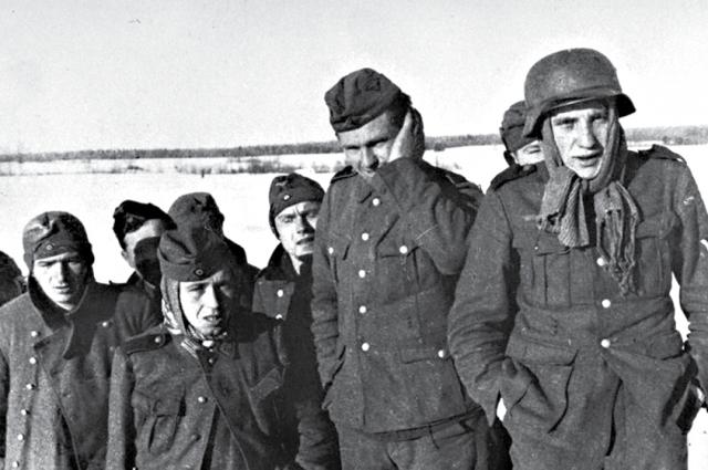 Немецкое наступление провалилось, гитлеровская армия была не готова к войне зимой.