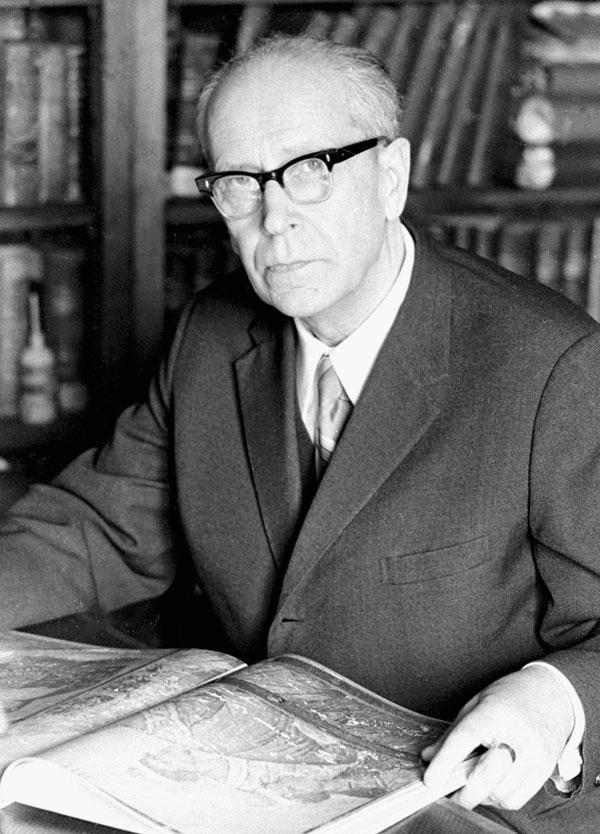 Дмитрий Лихачев, 1984 г.