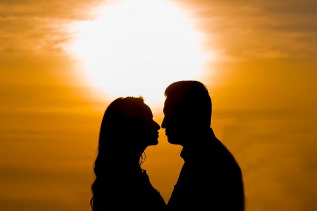 Любовь - самое прекрасное чувство на свете.