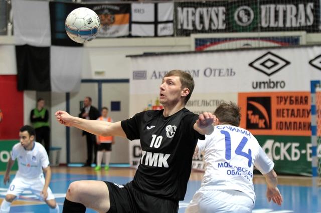 Валерий Демин был одним из лидеров команды в прошедшем сезоне.