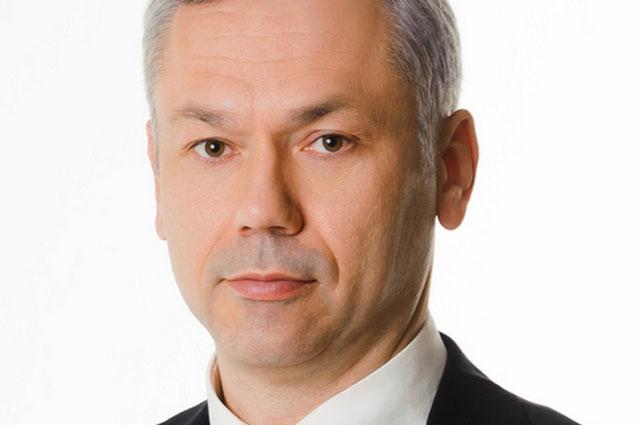 Андрей Травников.