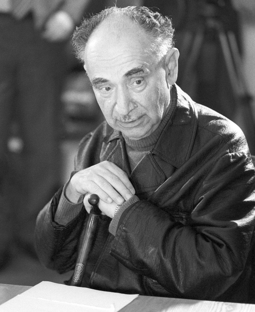 Иосиф Григулевич. 1985 г.