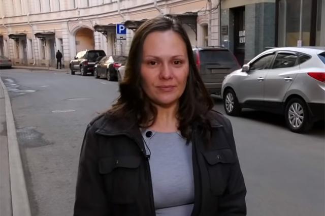 Анастасия Черепанова.