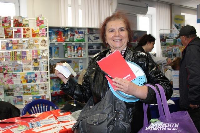 Татьяна Смородина предпочитает дачные советы и рубрику