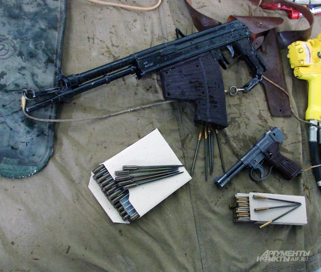 СПП, АПС и стрелы.