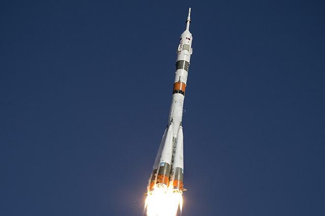 Пуск ракеты-носителя «Союз-2.1а» с ТПК «Союз МС-14». 22 августа 2019 года