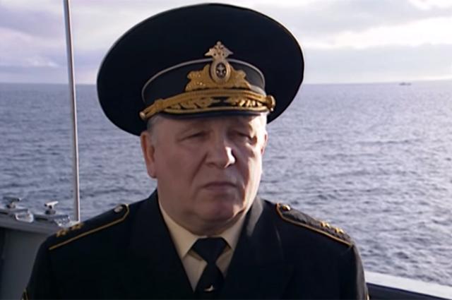 Михаил Моцак.