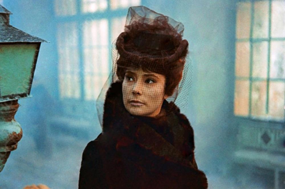 Кадр из фильма «Анна Каренина», 1967 год.