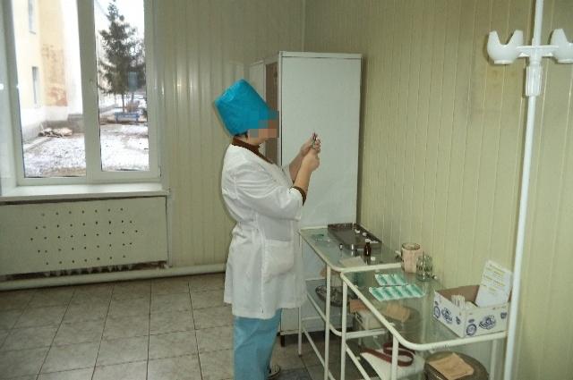 Медпункт Вязмеского дома-интерната. Фото сделано до пандемии коронавируса.