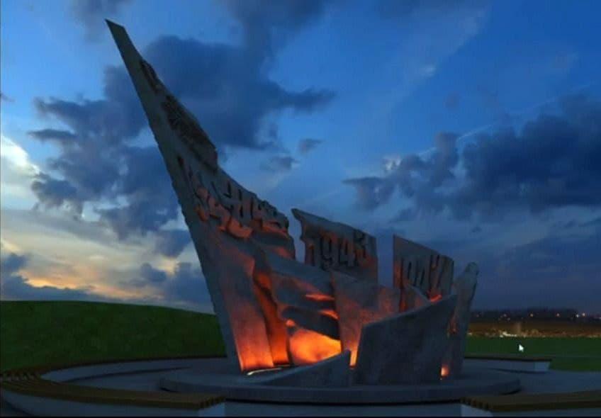 Памятник Знамени Победы