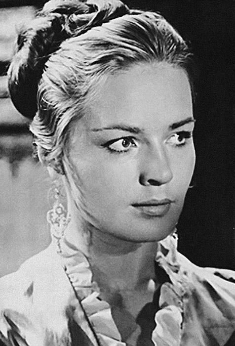 Кадр из фильма «Угрюм-река», 1968 г.