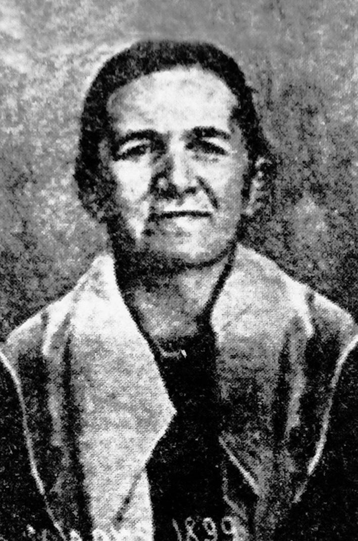 Самой известной верхнеуральской узницей стала Мария Коппенштайнер.