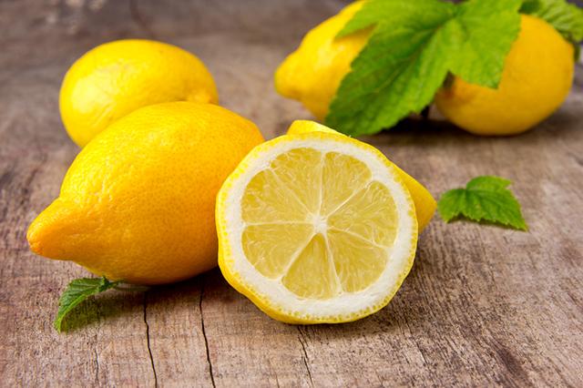 Лимон – 40 мг.