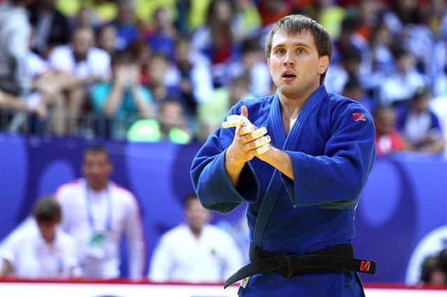 Дзюдоист Иван Воробьёв - один из тех, кто может попасть на Олимпиаду.