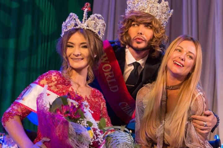 Королев Независимости поздравлял с победой известный стилист Сергей Зверев.